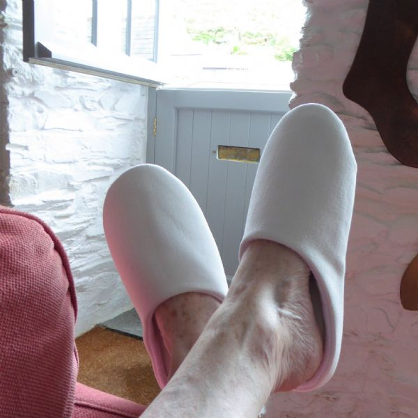 Smart Cotton Slippers